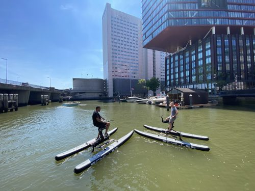 Fietsvaren in Rotterdam